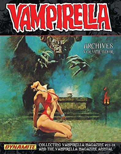 Vampirella Archives Vol. 4