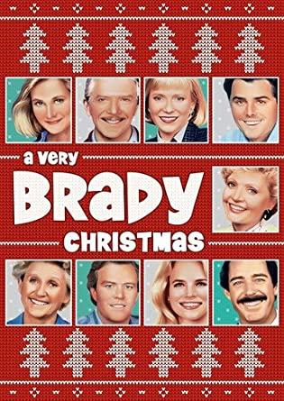A Very Brady Christmas.The Brady Bunch A Very Brady Christmas Amazon Co Uk Dvd