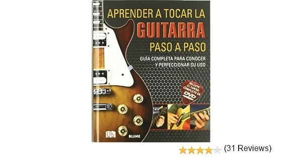 Aprender a tocar la guitarra paso a paso: Guía completa para ...