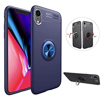 coque iphone xr avec support arriere
