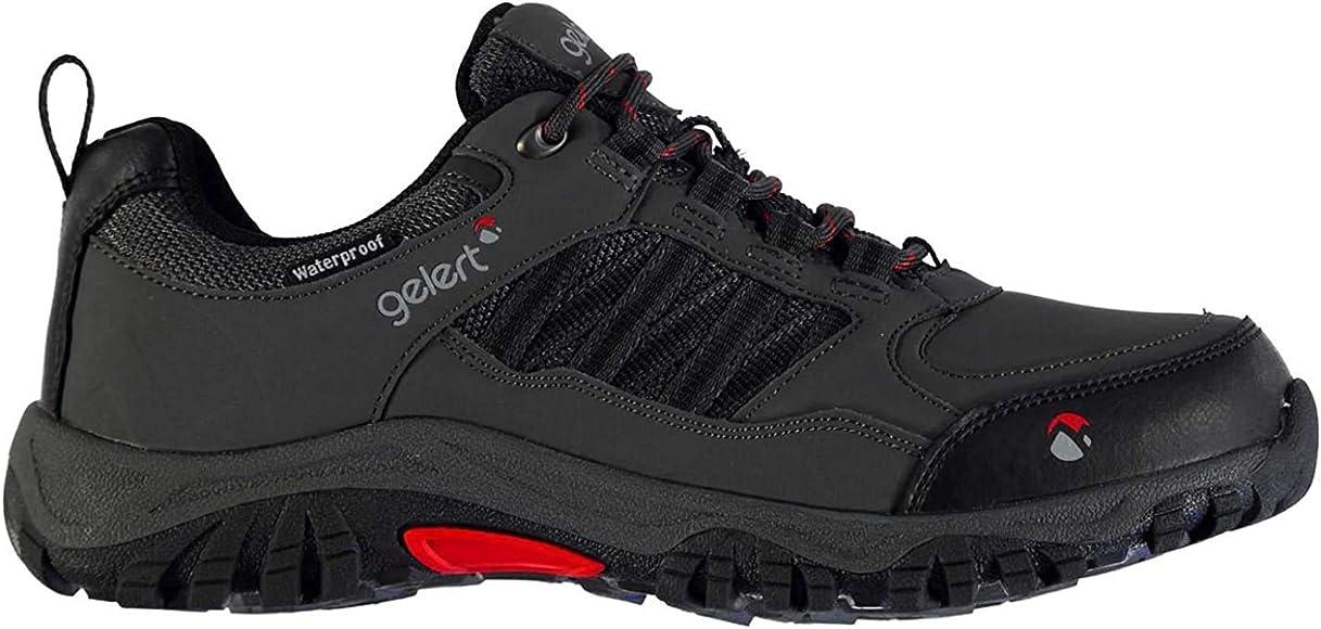 Gelert Hombre Horizon Zapatillas Impermeable De Senderismo Gris 7 (41): Amazon.es: Zapatos y complementos