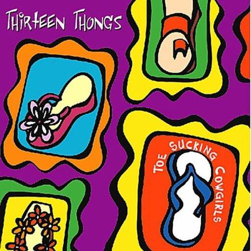 Thirteen Thongs (Blu Thongs)
