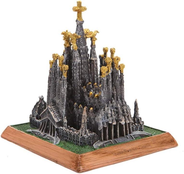Adornos Familia Santa Catedral Estatua, Escultura de Resina ...