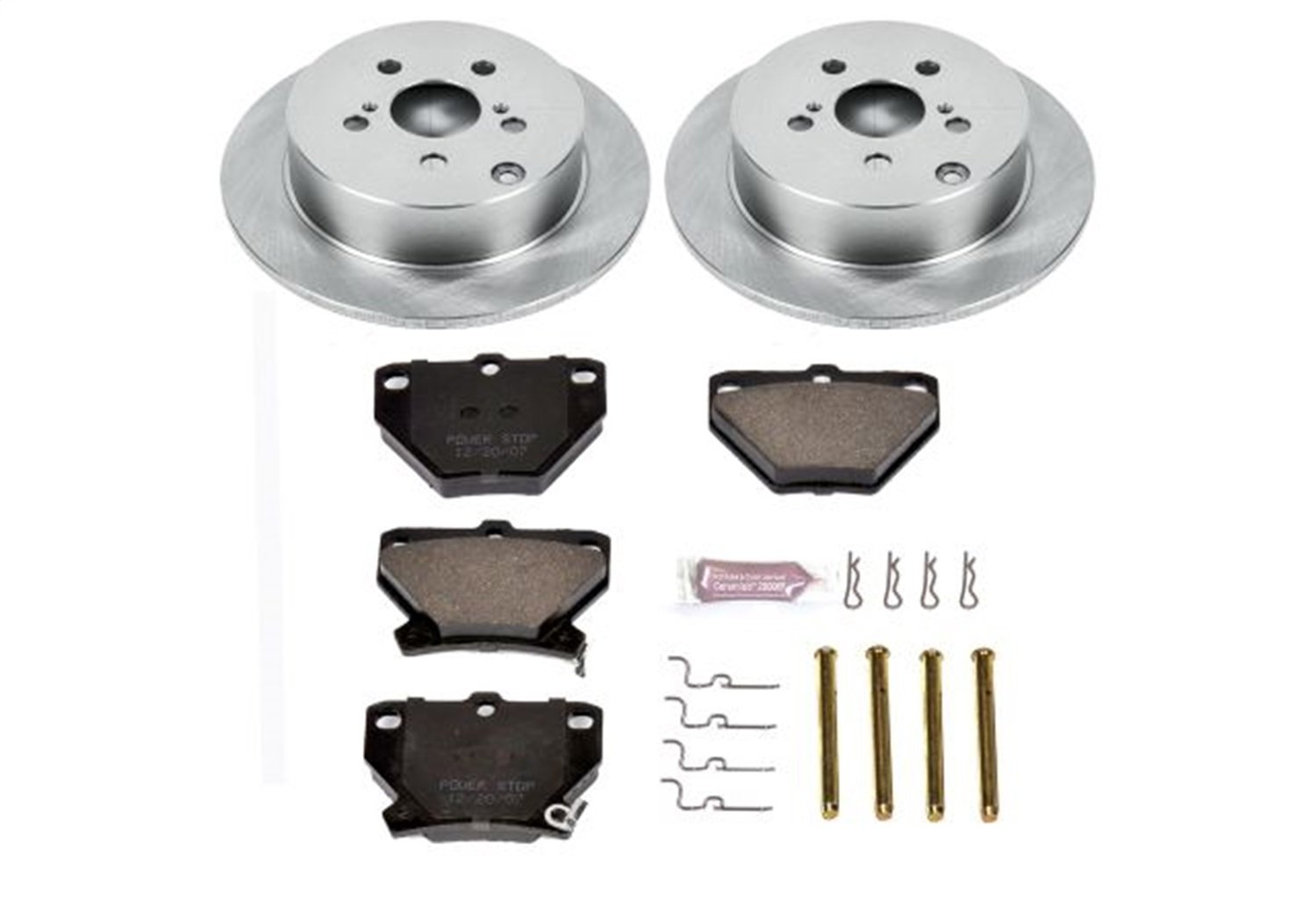 Autospecialty KOE2318 1-Click OE Replacement Brake Kit Power Stop