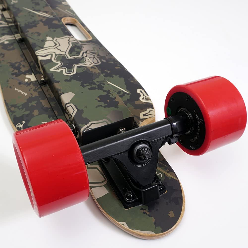 MightySkins Skin Compatible with Blitzart Tornado 38 Electric Skateboard Remove Durable Protective Island Vibes and Unique Vinyl Decal wrap Cover Easy to Apply Made in The USA