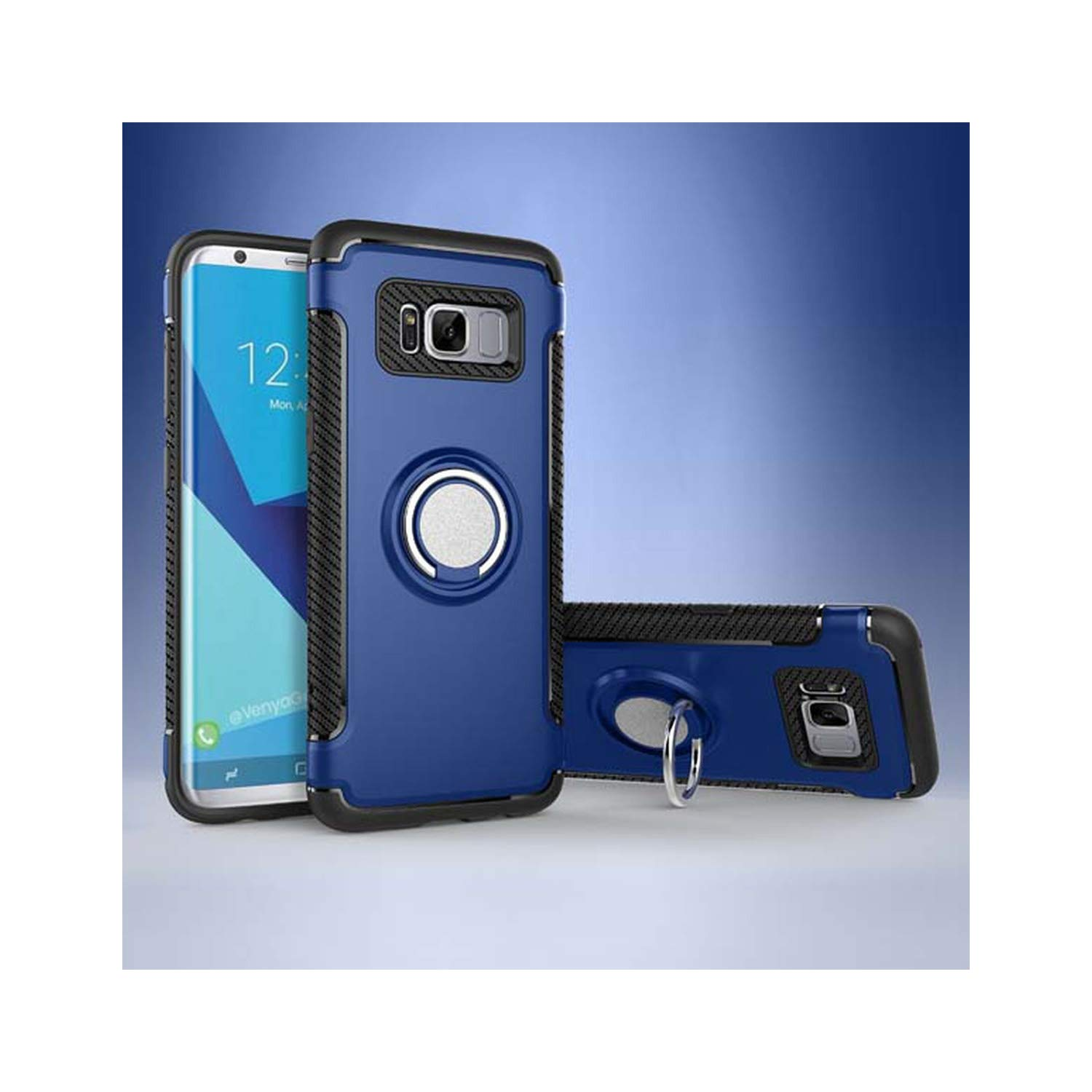Amazon.com: Shockproof Armor Case for Samsung Galaxy Note 8 ...