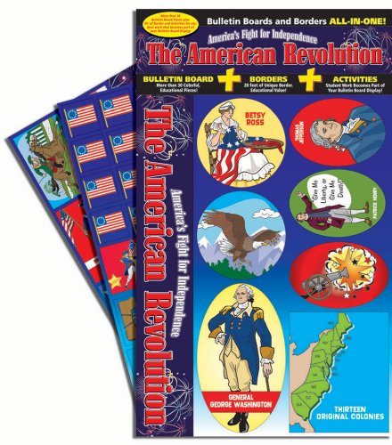 Galloped Publishing Group The American Revolution   Americas Fight For Independence