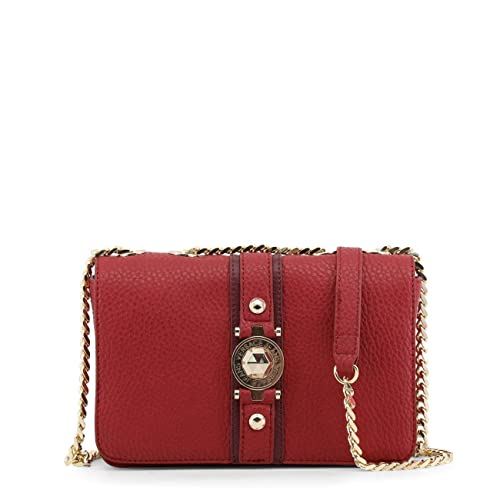 Versace Jeans Women Cross Body Bag Red Genuine Designer Crossbody Bag RRP  £213.00  Amazon.co.uk  Shoes   Bags f36e971f87f5d