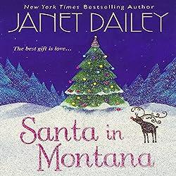 Santa in Montana