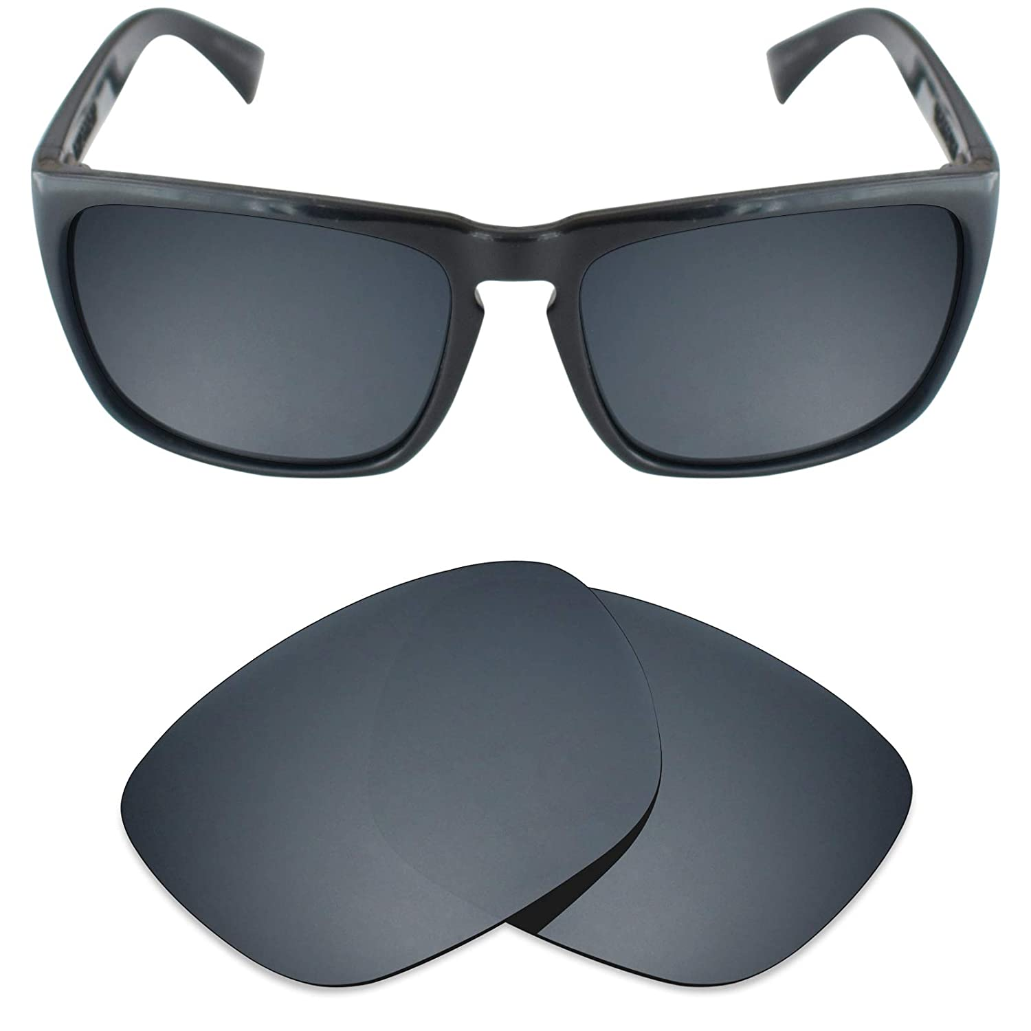 MRY POLARIZED Replacement Lenses for Electric Knoxville XL Sunglasses MryLens EC03KBI14B