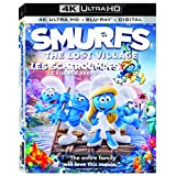 Smurfs: The Lost Village Bilingual - 4K UHD/Blu-ray/UltraViolet