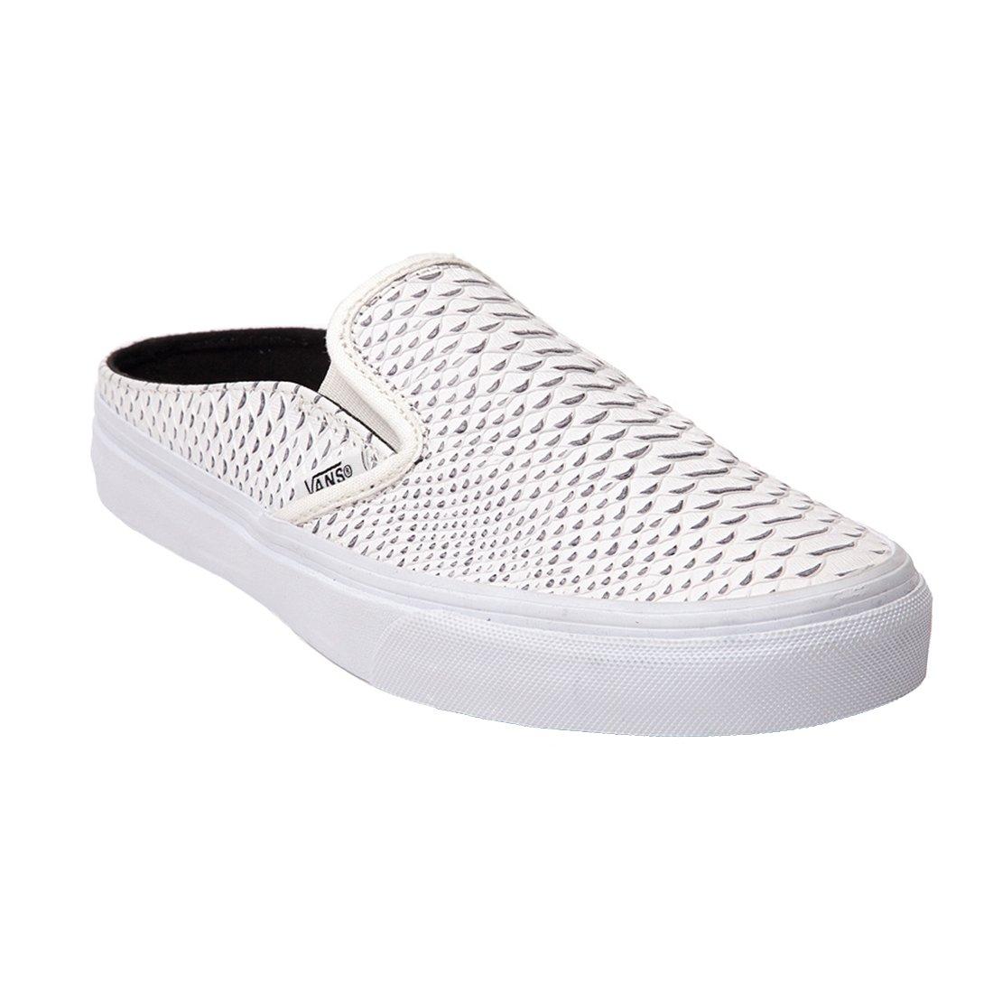 68b304c2465 Vans Womens Classic Slip On Mule Low Top Slip On Fashion Sneakers ...