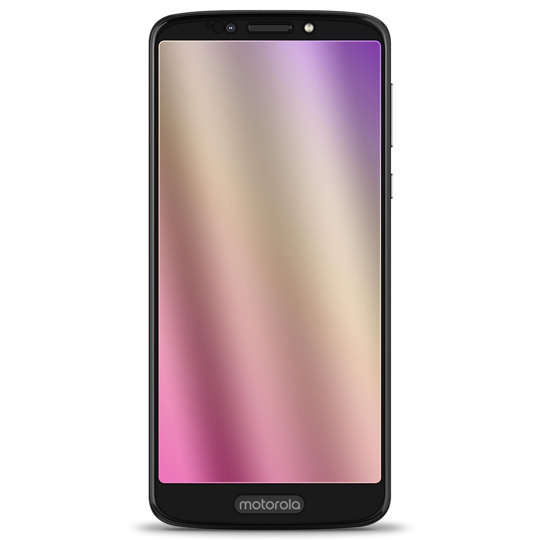 Amazon.com: Moto E5 Plus Screen Protector, Moto E5 Supra Screen Protector, CoverON InvisiGuard Series Full Front Tempered Glass Screen Protector for ...