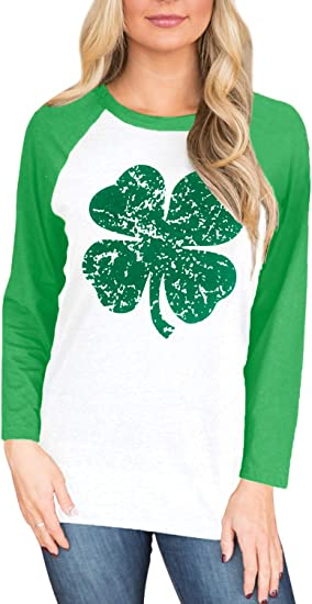 St Patricks Day Paddys Day Ladies Lady Fit T Shirt 13 Colours Size 6-16