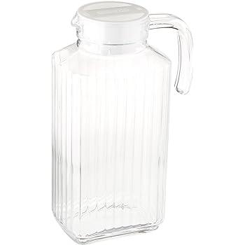 Luminarc Quadro 1.7-Liter (57 1/4-Ounce) Pitcher