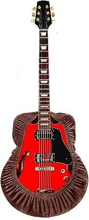 Funda para guitarra, protector de guitarra ajustable, funda ...