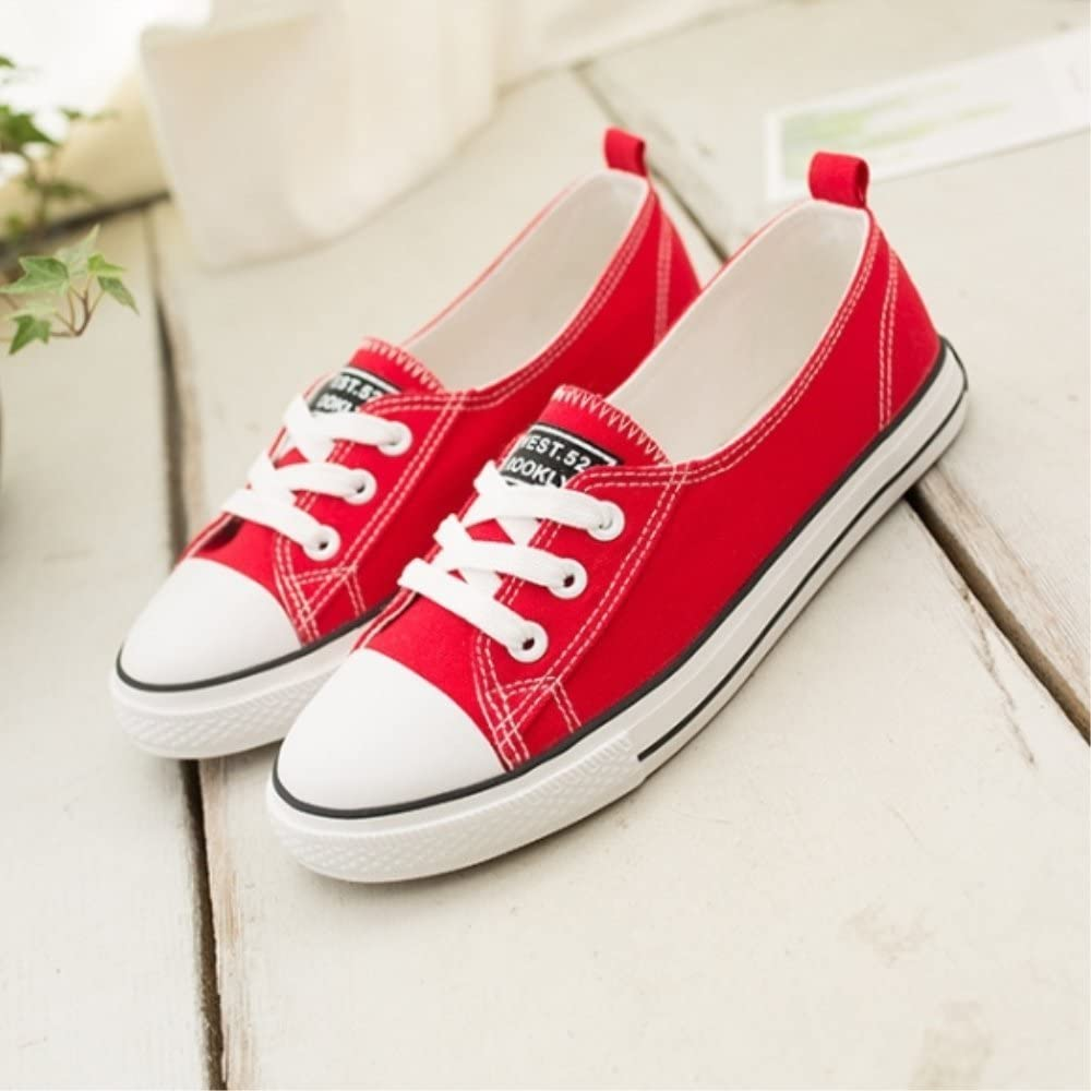 Fashion Canvas Flat Shoes for Women