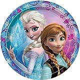 Unique Disney Frozen Dessert Plates, 8-Count