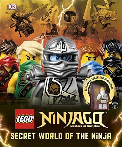 LEGOî Ninjago Secret World of the Ninja by DK (2015-06-01 ...