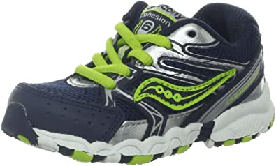 Saucony Boys Baby Cohesion Lace Running