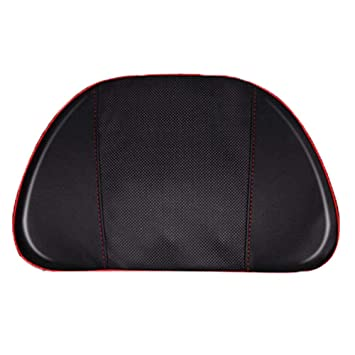 Moshbu Car Seat Lumbar Support Pillow Back Cushion Comfort Breathable Mesh Cover Relief Lower Back Pain Chair Waist Cushion Ergonomic Backrest for Car Sofa Office Chair Desk Relax Reduce Pressure