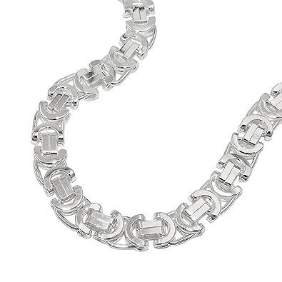 84d24ab79e ASS 925 Silber Damen Herren MASSIVES Armband Königskette Brisantina 7mm,  22cm NEU
