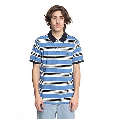 DC Shoes Buchanan - Camisa Polo - Hombre - S: Amazon.es: Ropa y ...