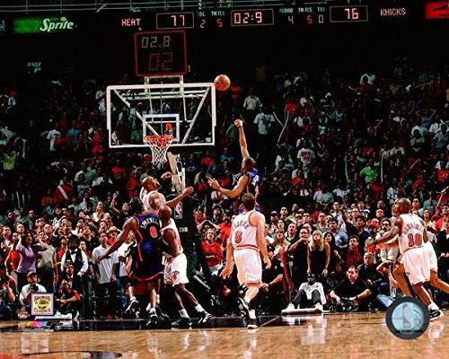 Allan Houston Game and Series-winning shot against the Miami Heat duri Photo