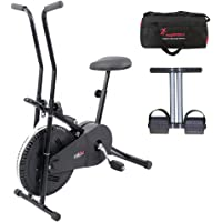 Lifeline 1/102_Tm_SW Exercise Bike with Gym Bag and Tummy Trimmer