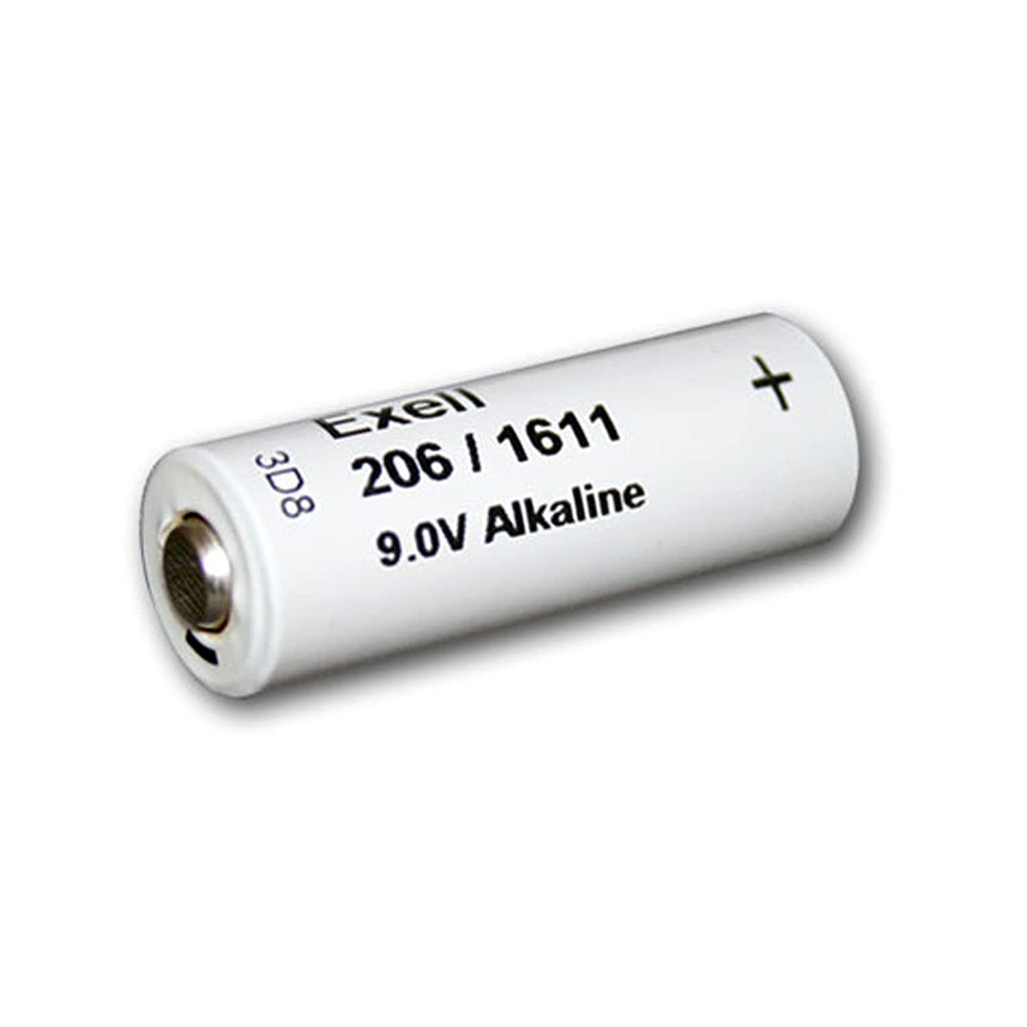 The 206A is a battery replacement for the ER206 battery