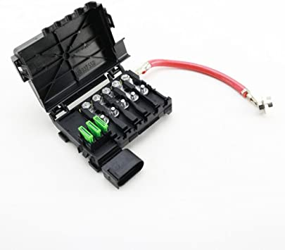 amazon.com: fuse box battery terminal fit for vw jetta golf mk4 1999-2004  1j0937550a: automotive  amazon.com