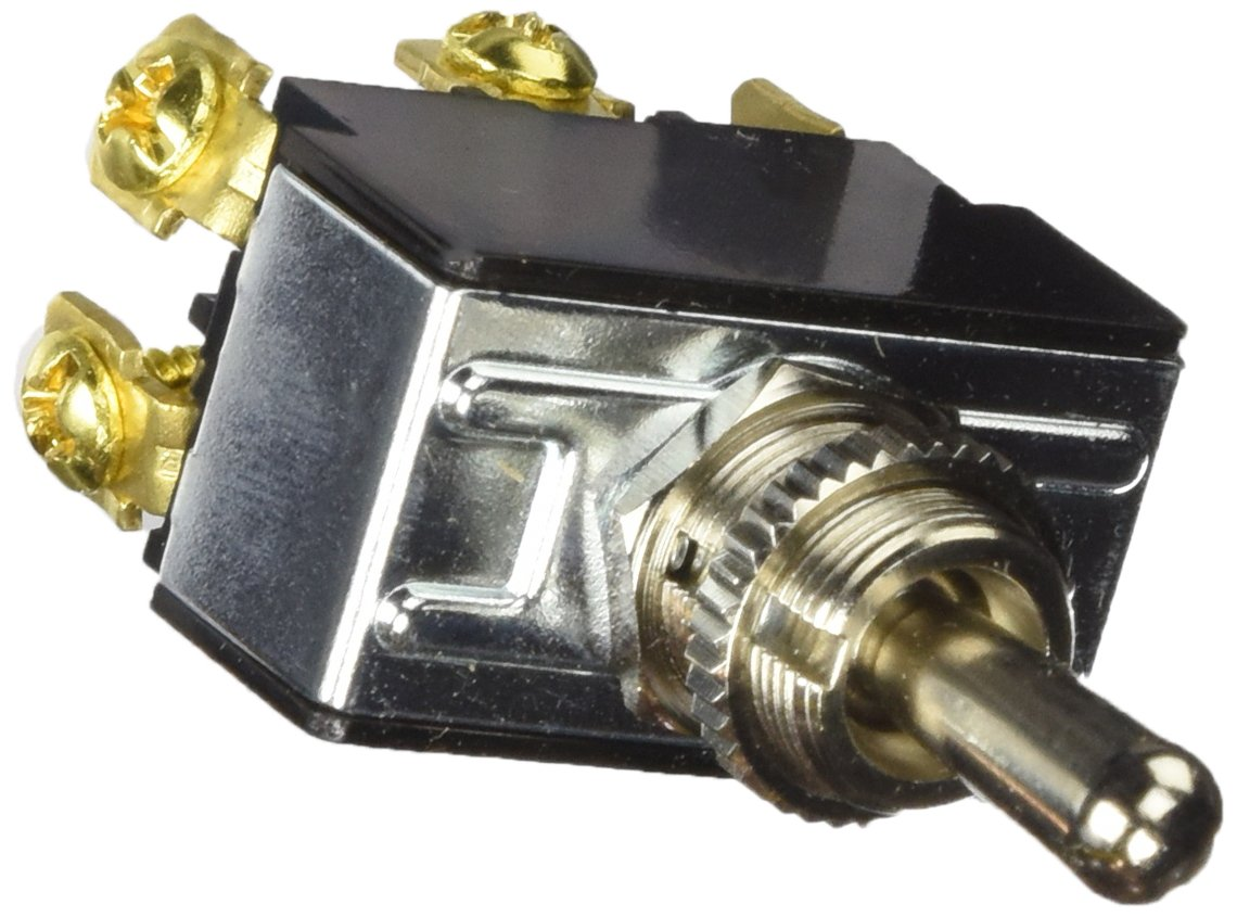 Cole Hersee 55054 Heavy Duty Toggle Switch Automotive Switches 20 Amp Screw Terminal Spst Onoff