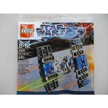 LEGO Star Wars: Mini TIE-Fighter (2012 Packaging) Set 8028 (Bagged ...