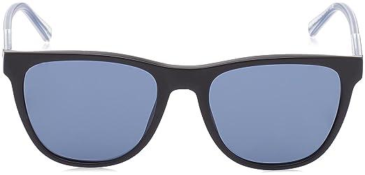 Unisex-Adults TH 1379/S XK Sunglasses, Burngundy Pd, 49 Tommy Hilfiger