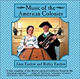 img - for Music of the American Colonies book / textbook / text book