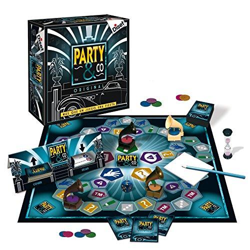 Diset-PartyCo-Original-juego-de-mesa-10044