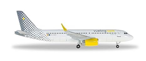 Herpa 528993 – 001 – Vehículo, vueling Airbus A320