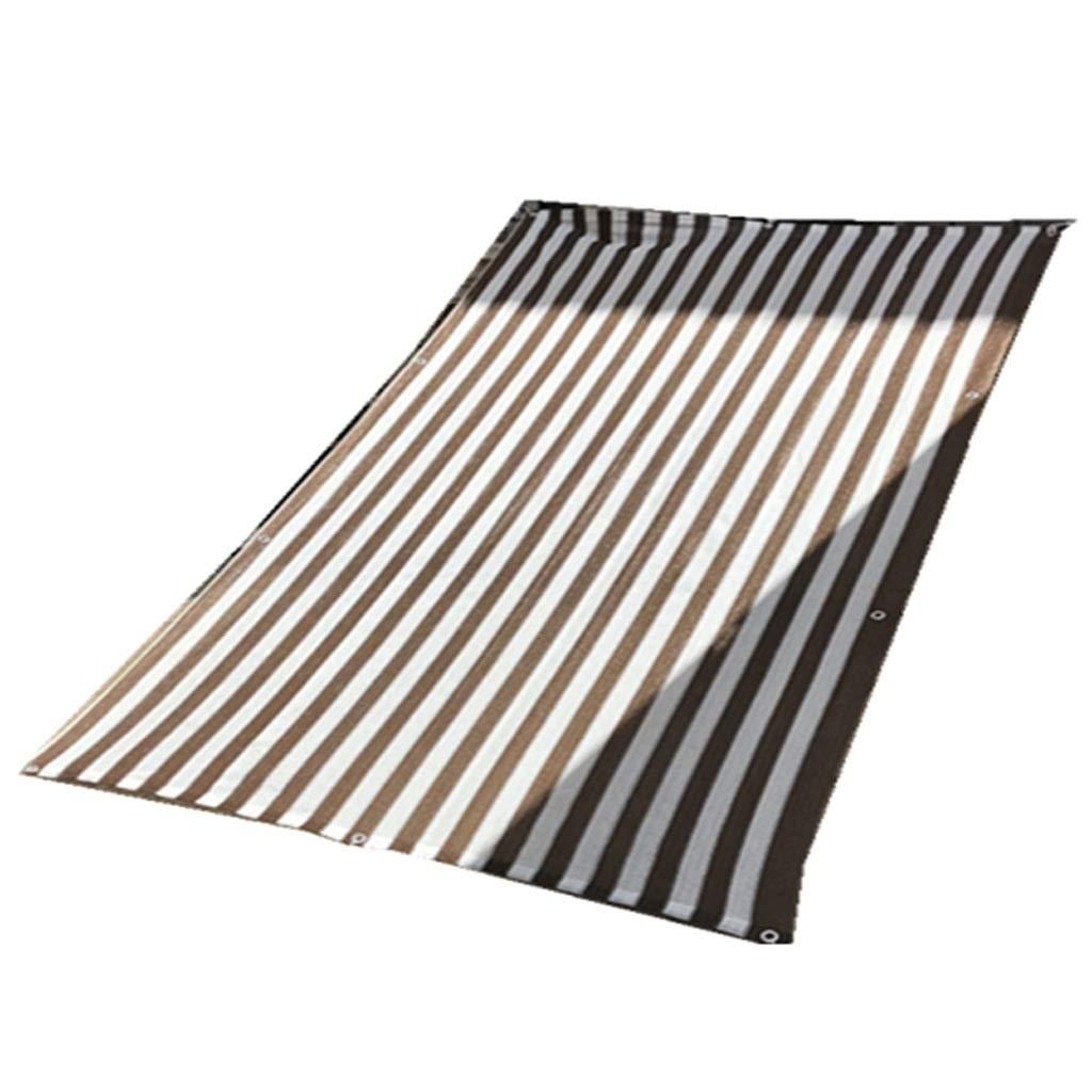 in vendita online Crittografia A 6 Pin Pin Pin Telone Parasole Balcone Crema Solare Rete Isolante Pianta verde Parasole Rete Per Fiori (colore   3X6M)  acquisti online