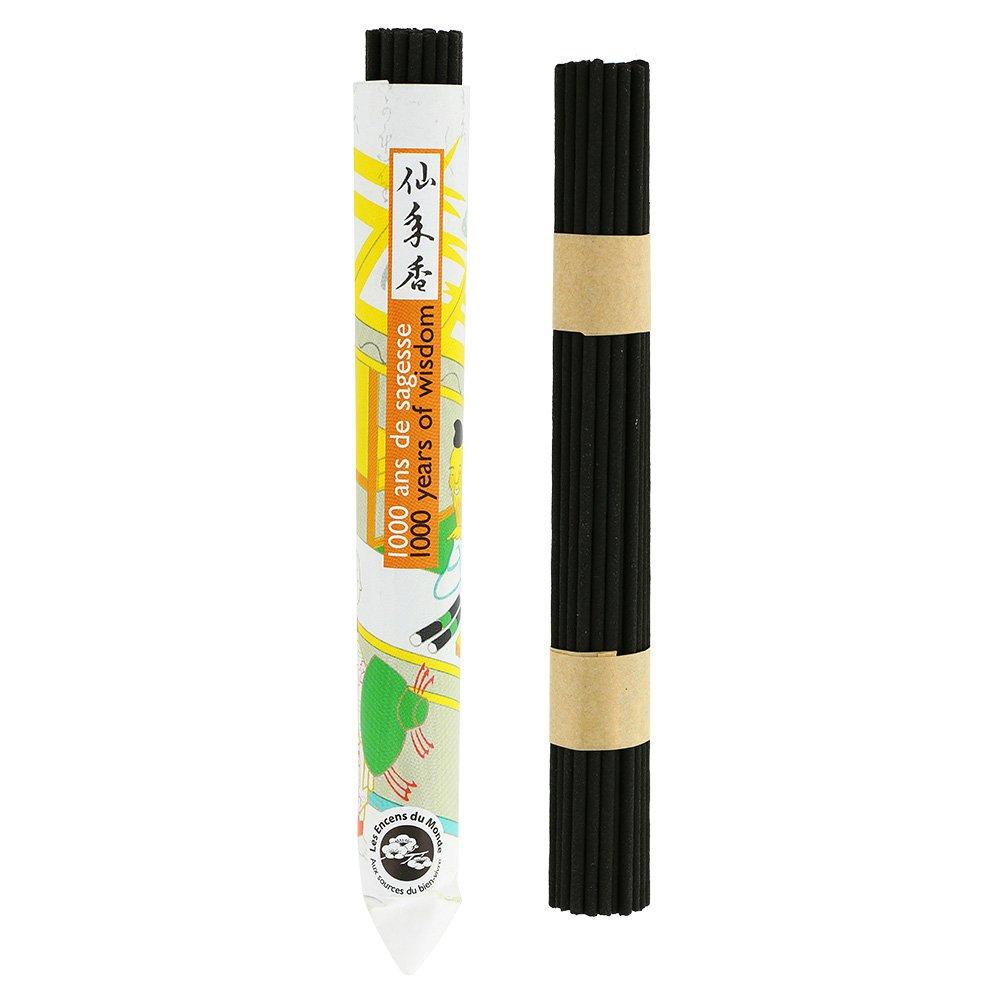 お気に入 Japanese Incense ndash; B003SZHBIS 結婚祝い 1000年の知恵のShort Roll
