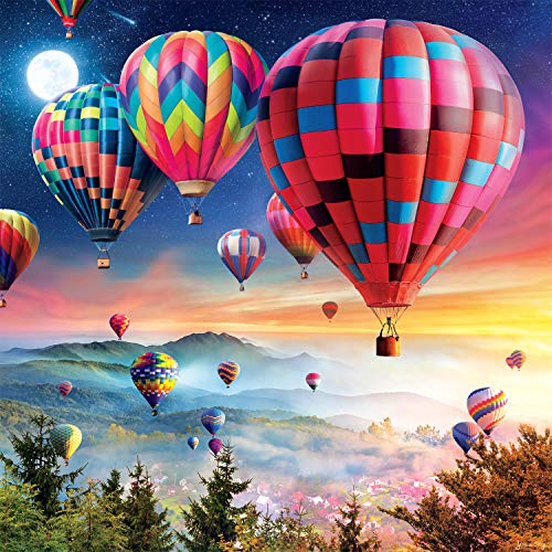 Buffalo Games - Flight at Dusk - 300 Large Piece Jigsaw Puzzle