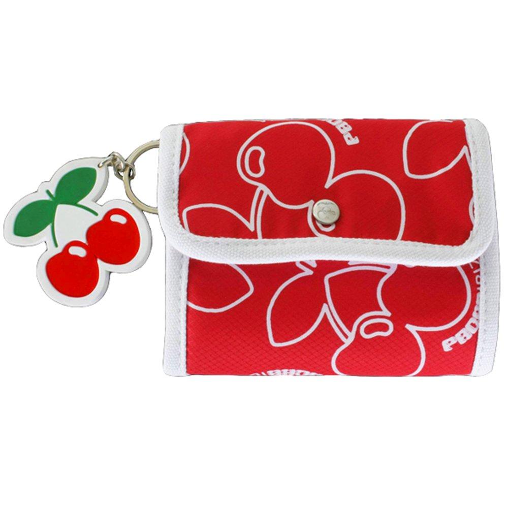 Pacha: Cartera Roja Cerezas - Rojo, Talla única: Amazon.es: Ropa y accesorios