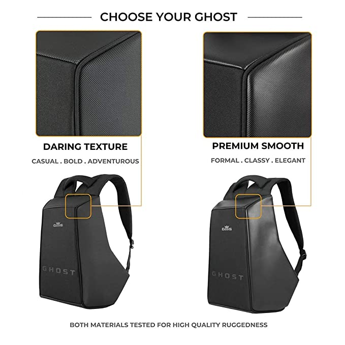 d0397f2b65d Gods Ghost 22 Litre Anti-Theft 15.6 inch Laptop Backpack - Buy Gods Ghost  22 Litre Anti-Theft 15.6 inch Laptop Backpack Online at Low Price in India  ...