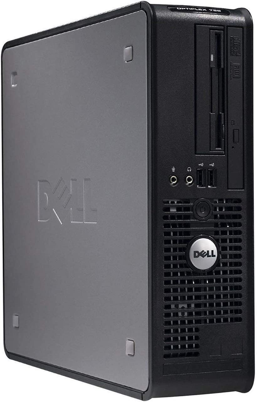 Dell OptiPlex, Intel Core 2 Duo 2.9GHz E7500 Processor, 4GB Memory, 500GB Hard Drive, DVD, WiFi, Bluetooth 4.0, Windows 10 Home (Renewed)