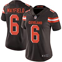 fbf3b11c4 Cleveland Browns #6 Women's Baker Mayfield Limited Brown Jersey