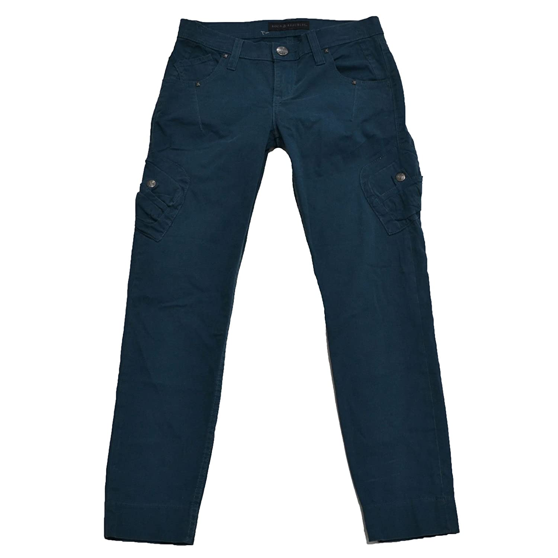 Amazon.com: Rock & Republic carga capris pantalones Jeans ...