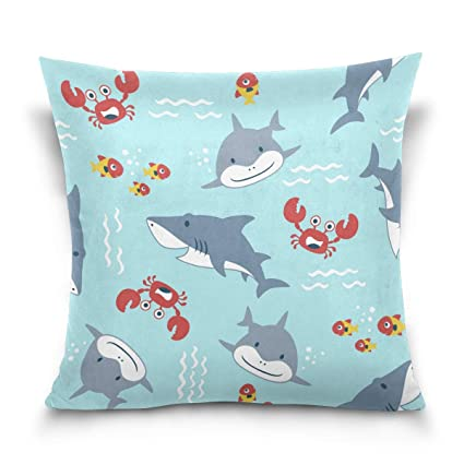 Amazon Com Flowerfish Big Fish And Friends Cartoon Ultra Soft And