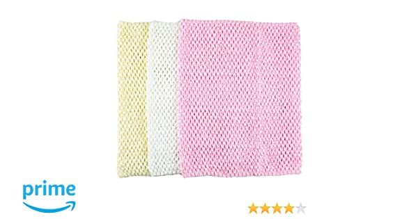 f5ea3f487c Amazon.com  Aisila Pack of 3 12 Inch Handmade Baby Girl Silk Crochet Tutu  Tube Top Chest Wrap for Toddler Infants(AID05-D)  Arts