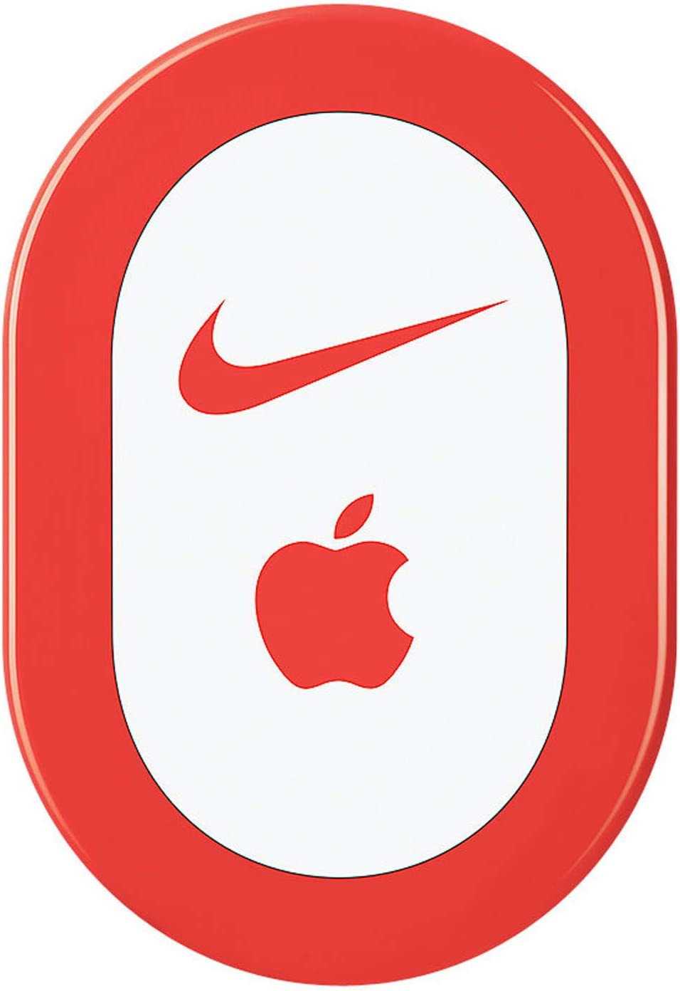 política Permanentemente Frugal  Amazon.com: Nike+ Standalone Sensor - One - Red: Clothing