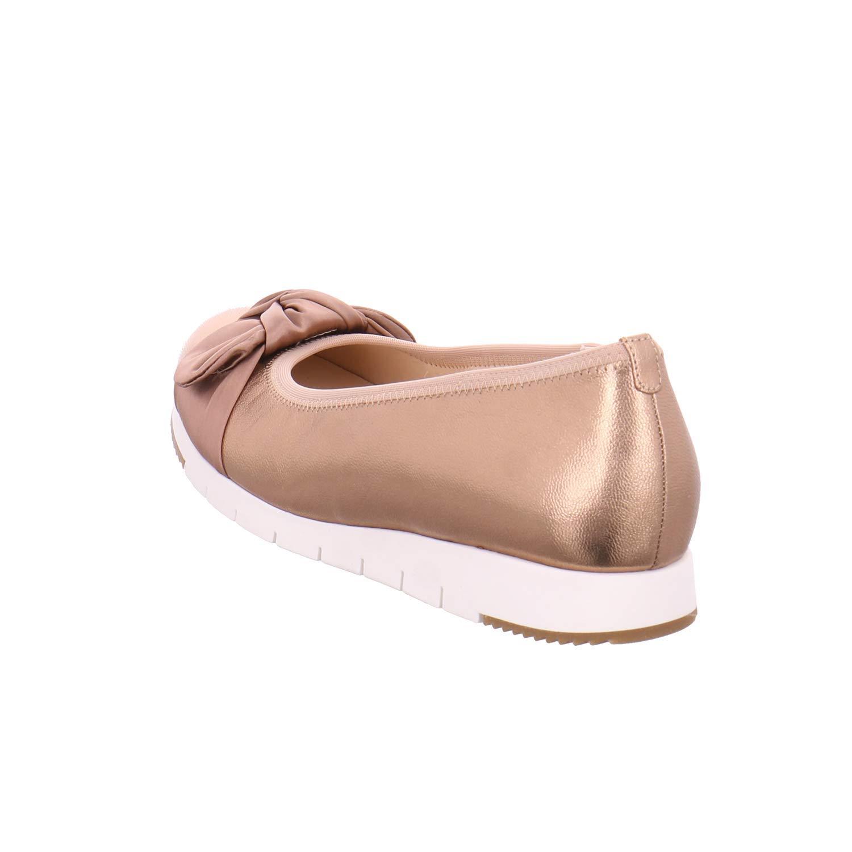 Gabor Damen Damen Damen Ballerinas 82611 62 Gold 440113 b788e2