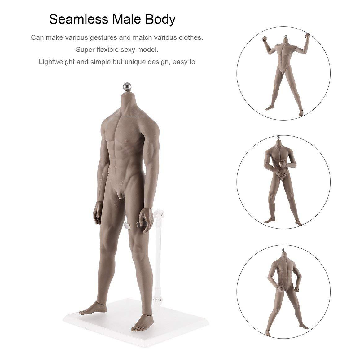 Kongqiabona JIAOU DOLL JOK-11C-PS/YS 1: 6-Skalen-Nahtlos Ultra-bewegliche männliche Körperkugelgelenke Körperkugelgelenke Körperkugelgelenke 28 Artikulationspunkte Skelett 4d3e40
